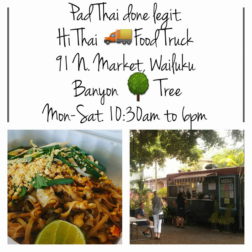 hi-thai food truck