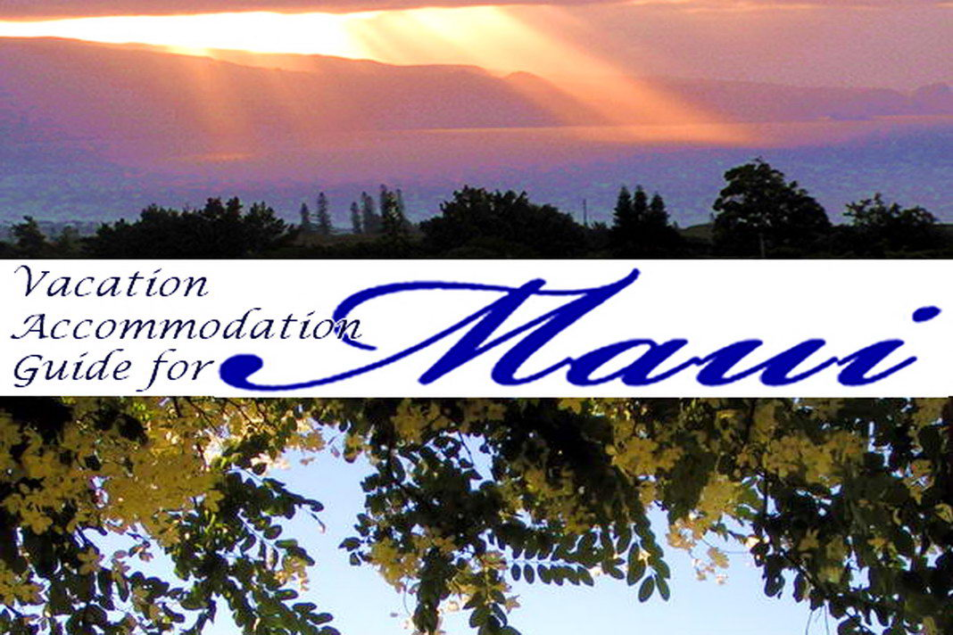 Promoting Vacation Rentals on Maui